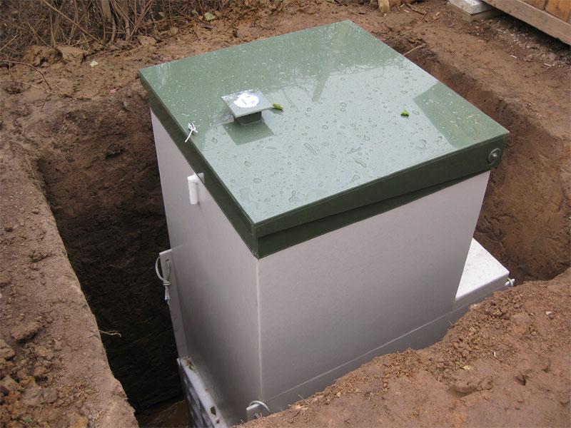 Özerk kanalizasyon sistemi Unilos Astra 5: yorumlar ve operasyon 61